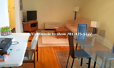 Dining Room, 1647 Commonwealth Avenue, 2