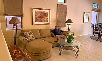 Living Room, 7634 E San Fernando Dr, 1