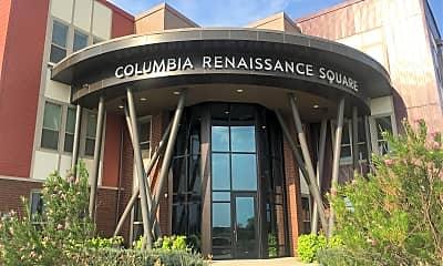 Columbia Renaissance Square, 1