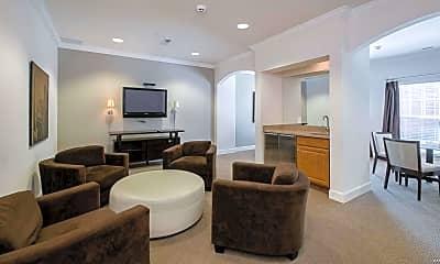 Living Room, 1251 Strassner Dr 2402, 2