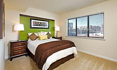 Bedroom, The Paramount, 2