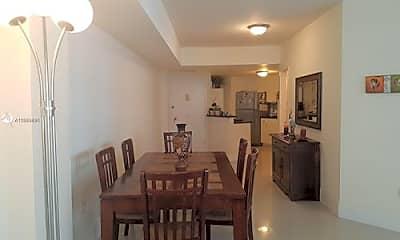 Dining Room, 801 Brickell Bay Dr, 0