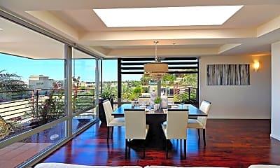 Dining Room, 7147 E Rancho Vista Dr 6011, 1