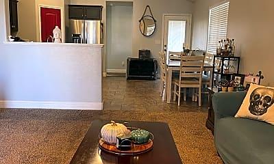 Living Room, 9909 McCraw Dr, 1