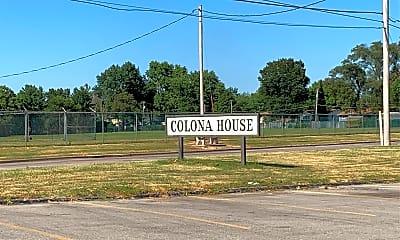 COLONA HOUSE, 1