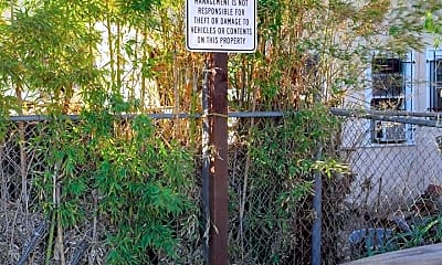 Community Signage, 4108 Marathon Street, 2