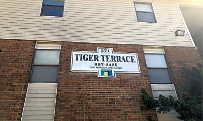 Tiger Terrace Apartments, 1