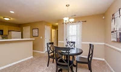 Dining Room, 424 Regency Dr, 1