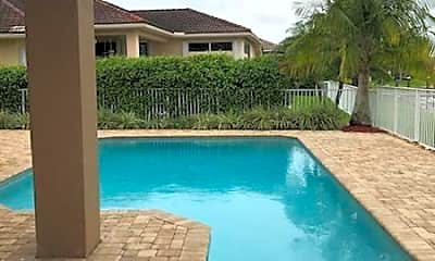 Pool, 382 NW 120th Dr, 1