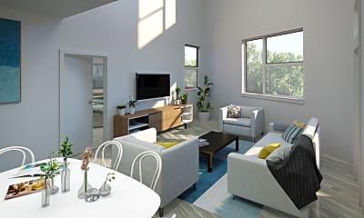 Living Room, 1701 N Classen Blvd, 0