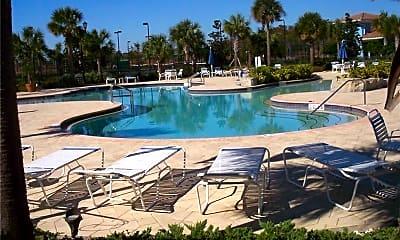 Pool, 10700 Palazzo Way 203, 2