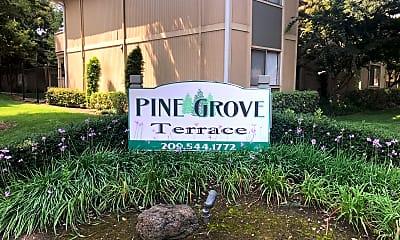 Pine Grove Apartments, 1