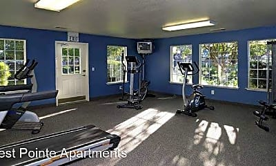 Fitness Weight Room, 4111 N Blythe Ave, 2