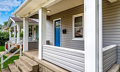Patio / Deck, 977 Ellsworth Ave, 1