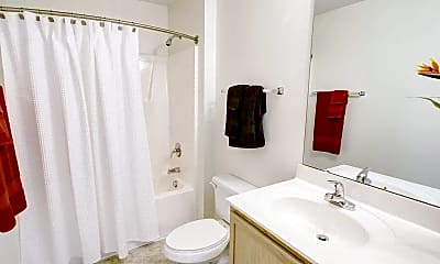 Bathroom, Autumn Winds, 2