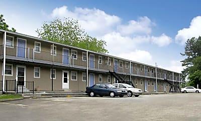Building, Maple Tree, 1