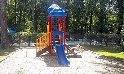 Playground, Earle Of Warwick Square, 2