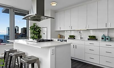 Kitchen, 1201 N LaSalle St, 0