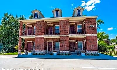 Building, 2407 Bois D'Arc St, 1