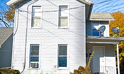 Building, 1 Bernard St, 0