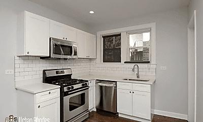 Kitchen, 3318 N Leclaire Ave, 1