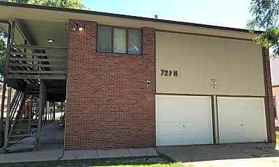 Building, 729 H St, 2