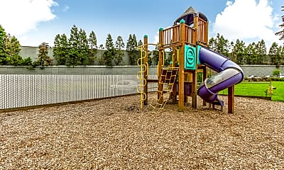 Playground, Olympic Park Apartments, 1