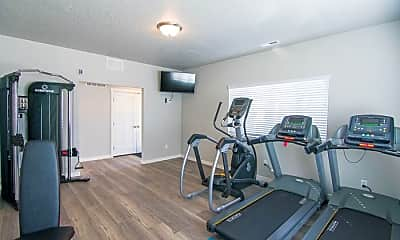 Fitness Weight Room, 3715 N Centrepoint Way, 2