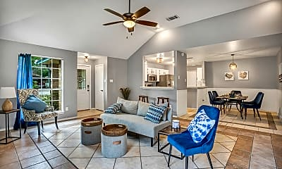 Living Room, 900 Clearwater Trail, 0