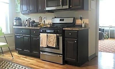 Kitchen, 74 St Rose St, 0