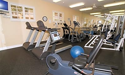 Fitness Weight Room, 450 Bayfront Pl 4203, 2