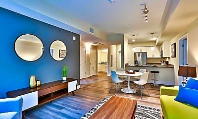 Living Room, 975 S 1st Street, 0
