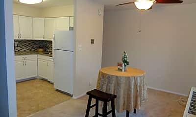 Kitchen, 1500 S George Mason Dr 21, 1