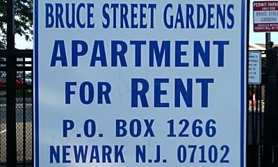 Bruce Street Garden, 1