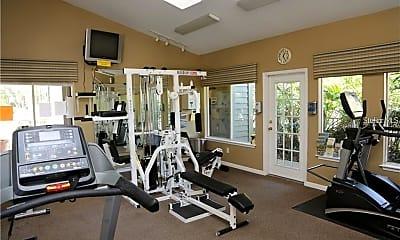 Fitness Weight Room, 9100 Dr M.L.K. Jr St N 908, 2