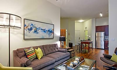 Living Room, Belvoir Square, 0