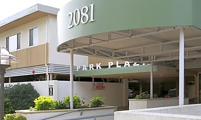 Building, Park Plaza, 0