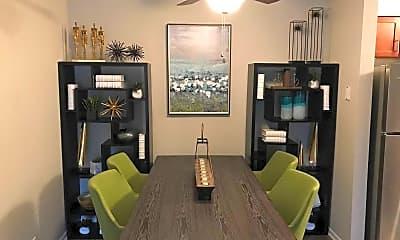 Dining Room, Brook Run, 1