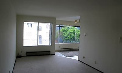 Living Room, 1364 Noe St, 0