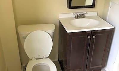 Bathroom, 213 E Park Ave, 2