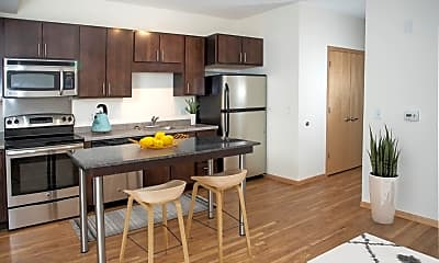 Kitchen, 800 N 3rd St 407, 0