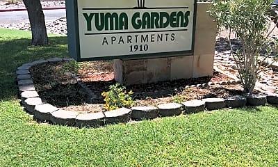 YUMA GARDEN APARTMENTS, 1