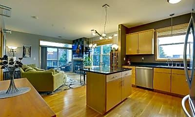 Kitchen, 301 Oak Grove St 414, 0