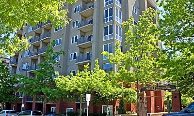 Building, AMLI Bellevue Park, 1