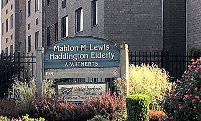 Haddington Elderly Housing, 1