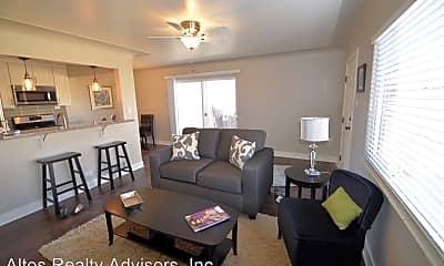 Living Room, 2725 Monroe St, 1