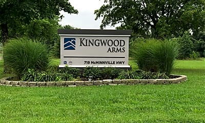 Kingwood Arms Apartments, 1