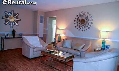 Living Room, 111 Barranca St, 2