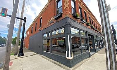 Building, 531 E Whittier St, 1