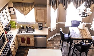 Kitchen, 656 Autumn Oaks Dr, 1